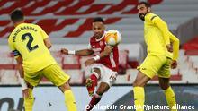 Fußball Arsenal vs Villarreal London GB