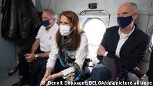 Ukraine Besuch der Benelux-Außenminister