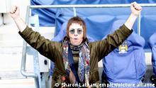 Liam Gallagher en imagen de archivo