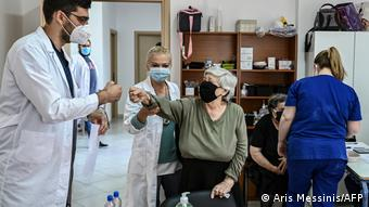 Εμβολιασμός στην Ελαφόνησο