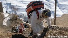 BG Impfkampagnen an abgelegenen Orten | Türkei Guneyyamac