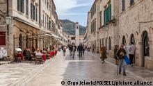 Altstadt in Dubrovnik