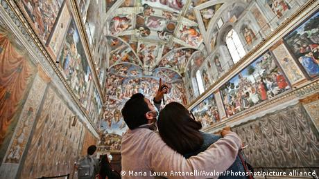 Rom Vatikan Museum