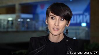 Солістка гурту Go_A Катерина Павленко