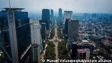 Mexiko |Coronavirus | Vorsichtsmaßnahmen in Mexiko-Stadt