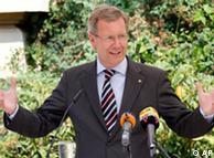 Cumhurbaşkanı Christian Wulff
