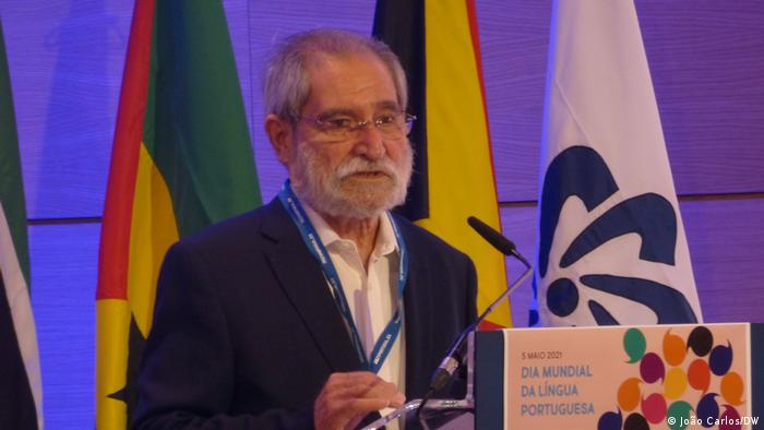 Angolanischer Schriftsteller Pepetela