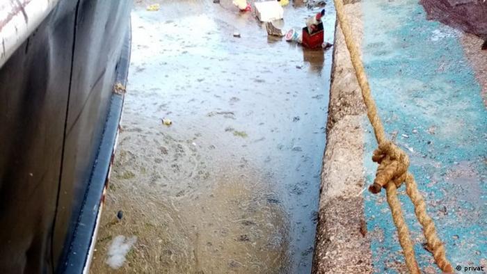 Meer Verschmutzung Türkei
