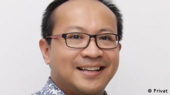 Romo Hani Rudi Hartoko, SJ., Pastor Kepala Paroki Gereja Katedral Jakarta
