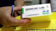 Chinas Impfstoff Sinopharm