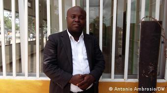 Angola  Diskriminierung von Jugendlichen an Schulen   Samora Neves
