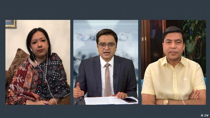 DW Sendung Bengali | Rumeen Farhana and Dr. Habibe Millat