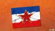 Symbolbild Jugoslawien Zerfall