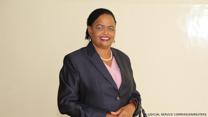 Martha Koome in Nairobi, Kenya