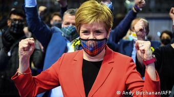 Νίκολα Στέρτζεον πρωθυπουργός της Σκωτίας