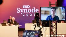 Anna-Nicole Heinrich zur EKD-Synodenpraeses gewaehlt