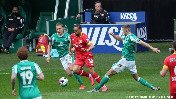 Fußball Bundesliga | Werder Bremen - Leverkusen