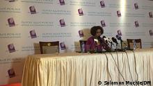 Äthiopien Birtukan Mideksa, Chairperson of National Election Board