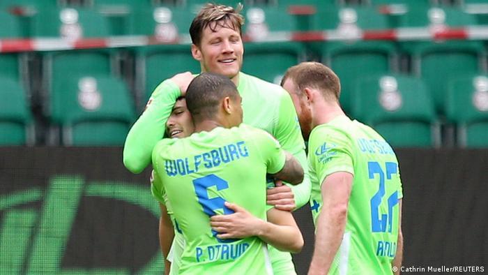 Fußball Bundesliga VfL Wolfsburg vs. 1. FC Union Berlin