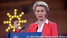 EU-Sozialgipfel in Portugal | Ursula von der Leyen