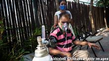 Indien Bangalore | Coronavirus, Patient