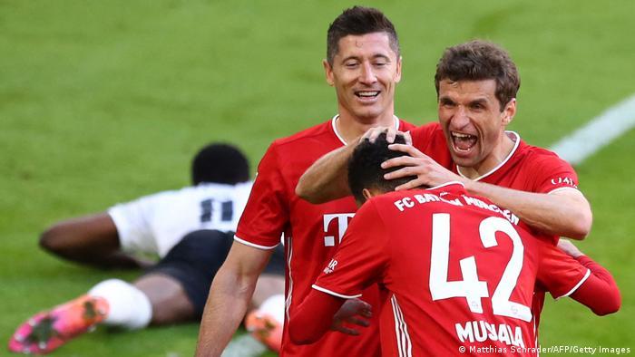 Müller ha sido pieza clave para que el Bayern conquistara La Novena en la Bundesliga