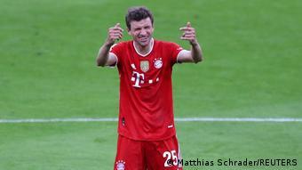 Thomas Müller remporte son 10è titre de champion, le 9è de suite