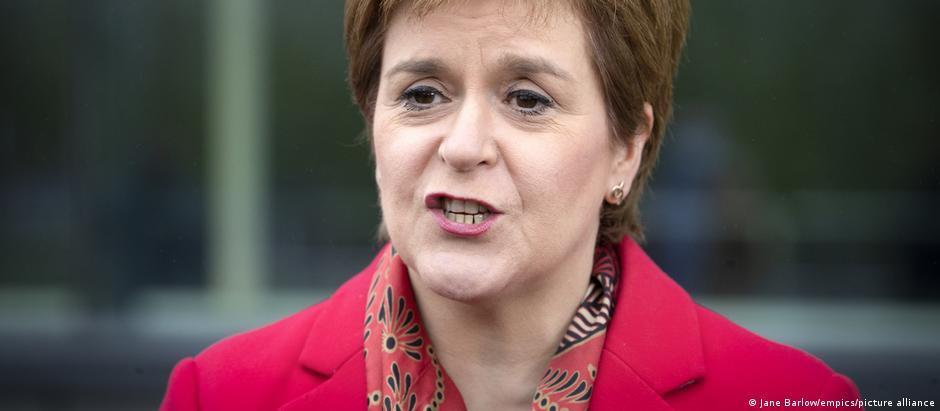 Scottish First Minister Nicola Sturgeon (SNP)