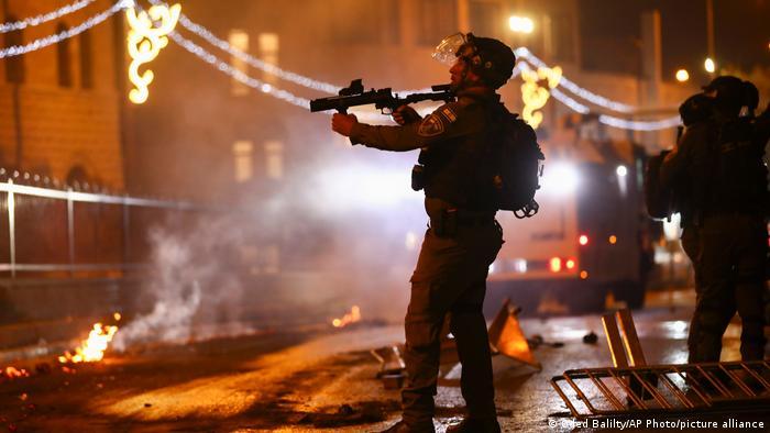 Israel-Palästina | Neue Zusammenstößen in Jerusalem