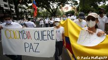 Kolumbien Proteste in Cali