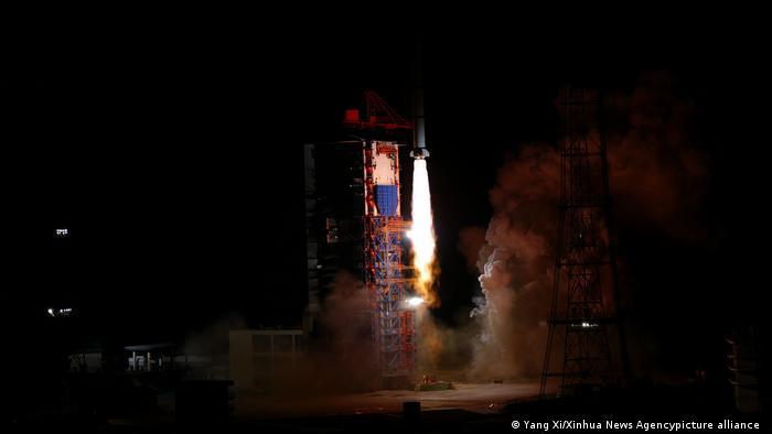 China Lang Marsch-2C Rakete