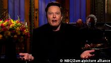 New York Elon Musk Saturday Night Live