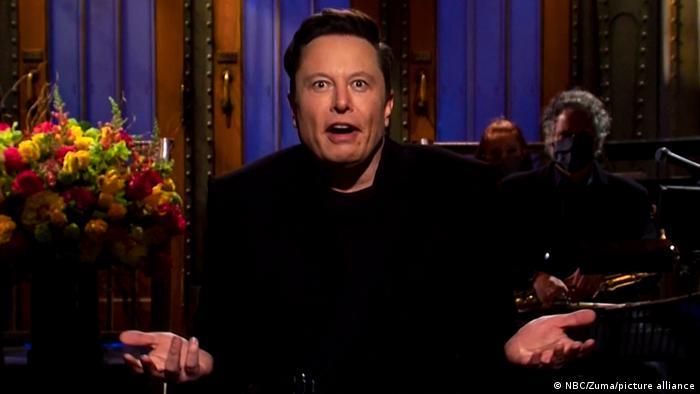 Elon Musk hosts Saturday Night Live