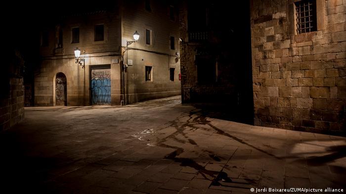 Spanien, Barcelona | Nächtliche Ausgangssperre aufgehoben
