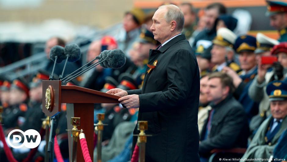 Putin: Wir werden unsere nationalen Interessen verteidigen