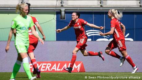 Fußball, Frauen | VfL Wolfsburg - Bayern München