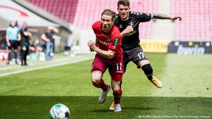 Bundesliga | 1. FC Koeln - SC Freiburg | 09.05.2021