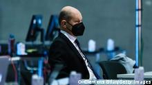 Deutschland | SPD Virtueller Parteitag |Olaf Scholz