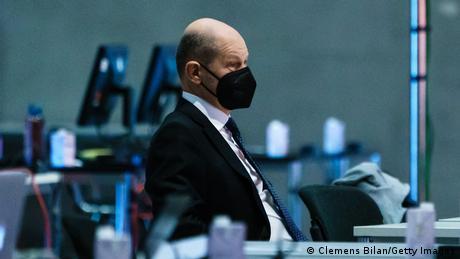 Germania| congres virtual SPD |Olaf Scholz