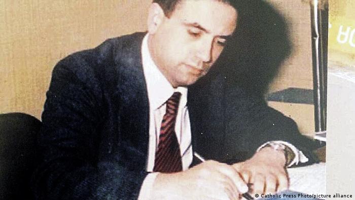 Rosario Angelo Livatino.