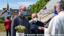 Segnung homosexueller Paare in Baden-Baden
