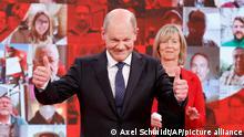Deutschland Online-Bundesparteitag der SPD in Berlin