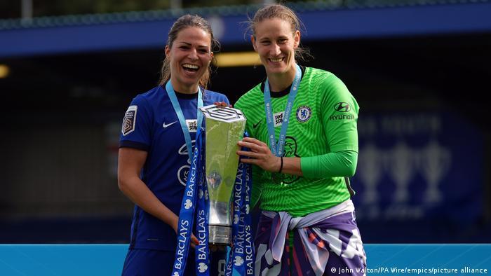 Chelsea gegen Reading - FA Frauen Super League - Kingsmeadow
