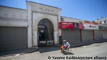 Ausgangssperre in Tunesien während der Woche des Ramadan
