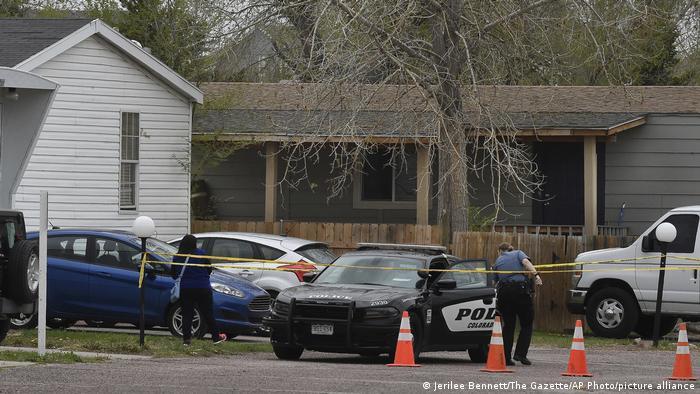 USA Schießerei in Geburtstag in Colorado Springs