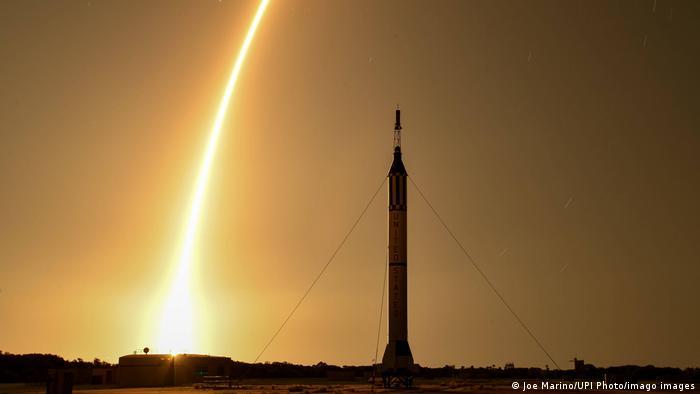 ДКАУ планує співпрацю в космосі з американськими військовими