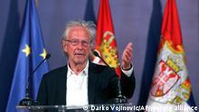 Serbien Belgrad | Verleihung des Karadjordje-Orden an Peter Handke