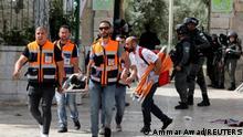 Israel | Unruhen in Jerusalem