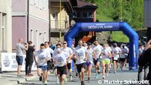 Bosnien und Herzegowina | Marathonlauf in Srebrenica
