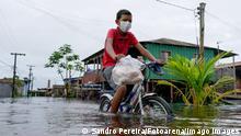 Weltspiegel 10.05.2021 | Brasilien Manaus | Überschwemmung
